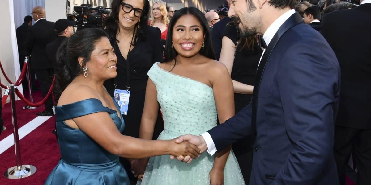 La fiesta de Yalitza Aparicio junto a su madre después de los Oscar