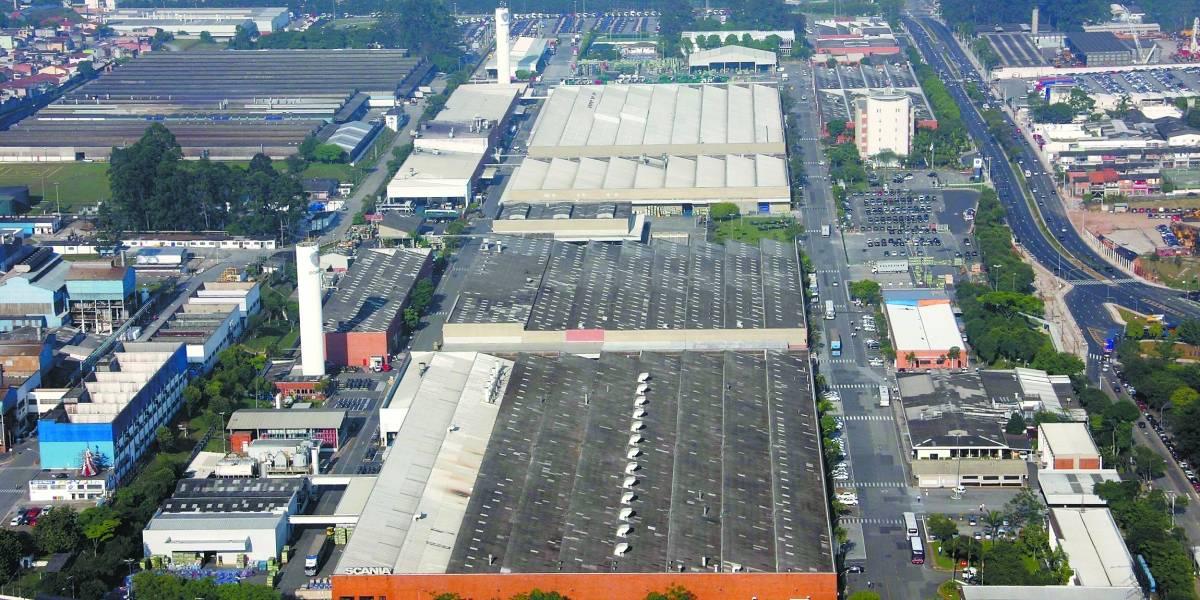 Na contramão, Scania prevê alta de 20%; montadora emprega 4,6 mil em São Bernardo