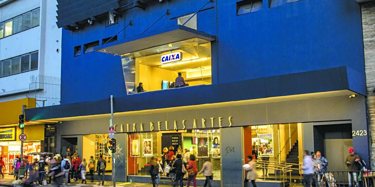 Cine Belas Artes perde logo da Caixa