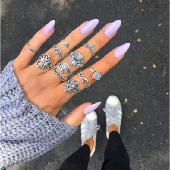 colores de uñas para morenas