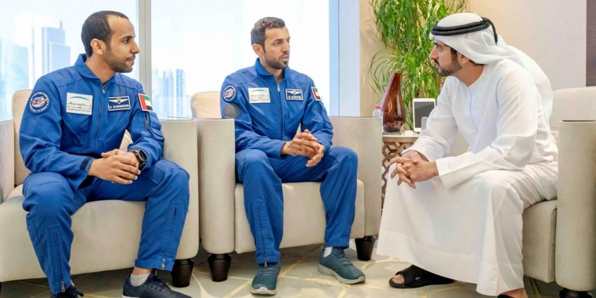 Emiratos Árabes Unidos va a la conquista del espacio con sus dos primeros astronautas