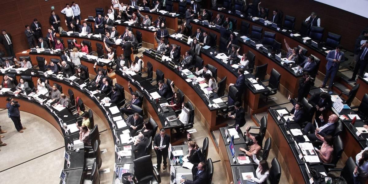 Hay acuerdo en el Senado a favor de mejores oportunidades para los mexicanos