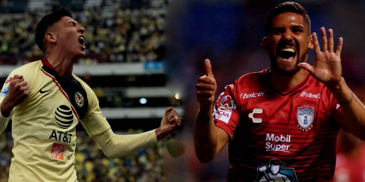 América vs Pachuca, ¿dónde y a qué hora ver el partido de Copa MX?