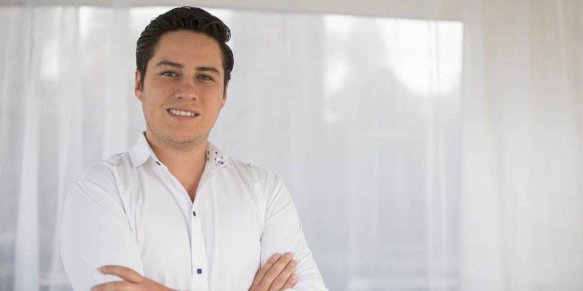 Andrés Pasquel va por una Alcaldía de Quito que trabaje de la mano con la gente