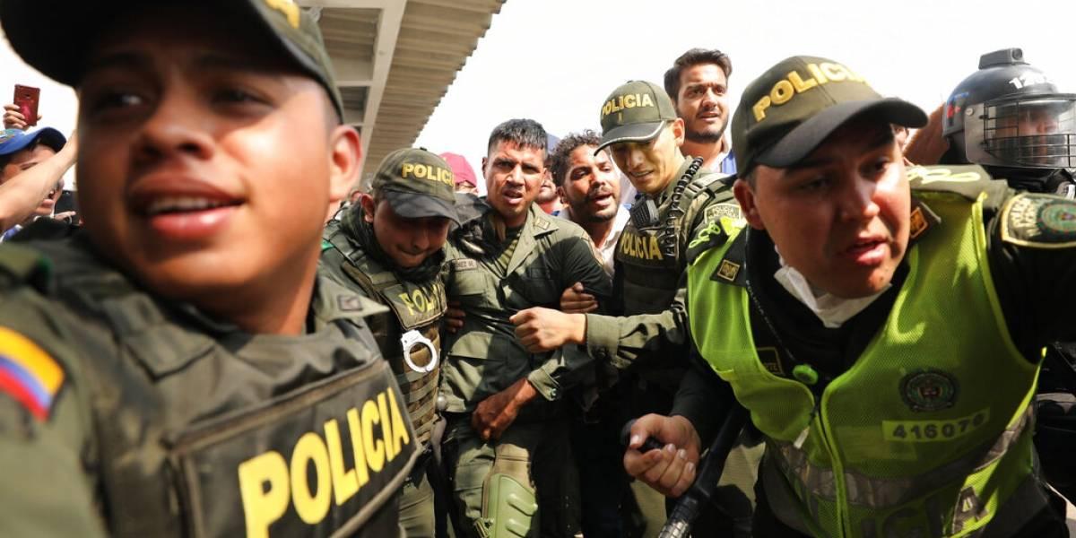 Las agitadas fronteras con Venezuela atraen deserciones masivas del régimen de Maduro