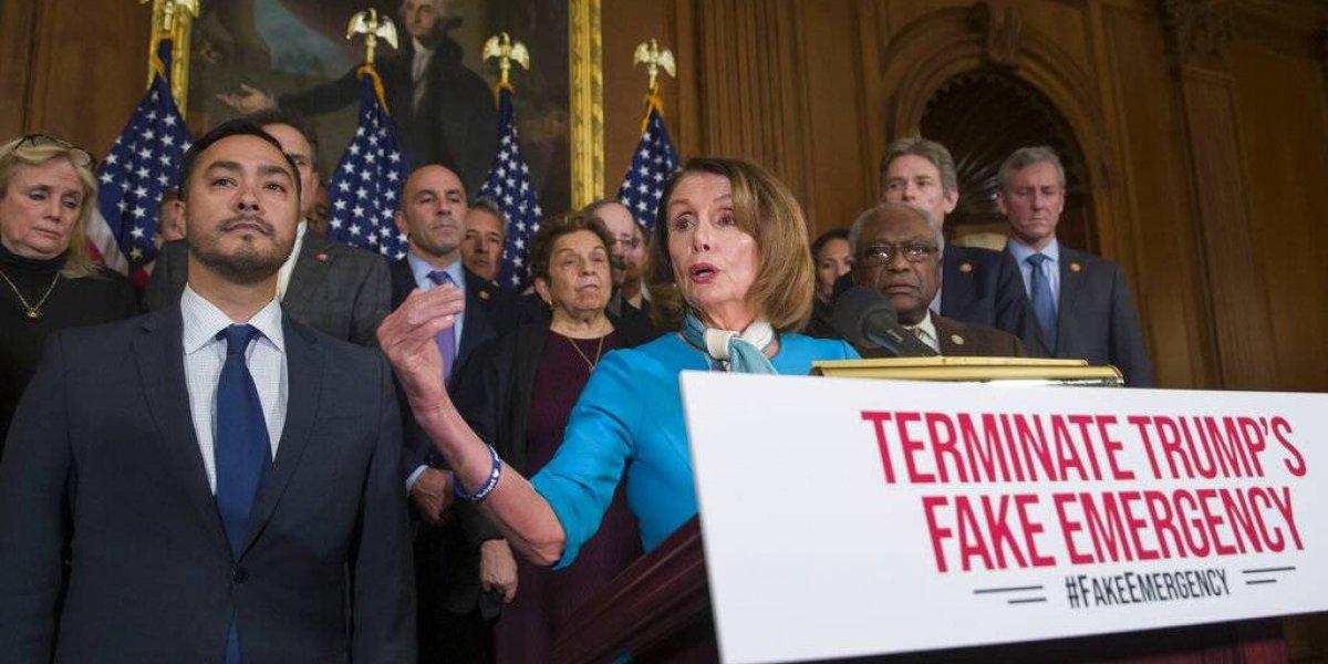 Congreso intentará anular declaración de emergencia