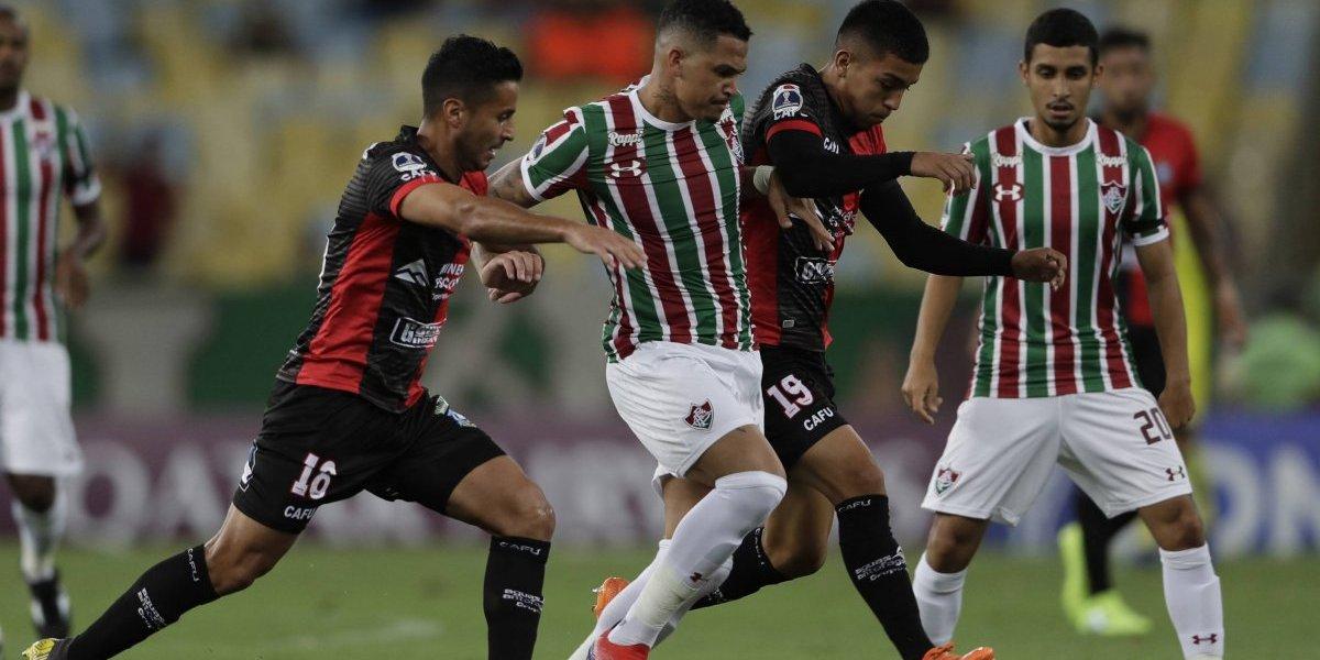 Así vivimos el empate de Antofagasta ante Fluminense en su debut internacional por la Copa Sudamericana