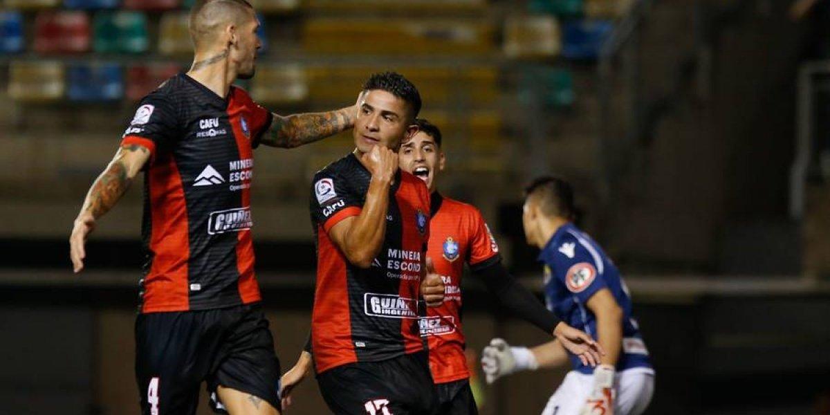 Antofagasta tiene todo listo para su estreno internacional ante al poderoso Fluminense