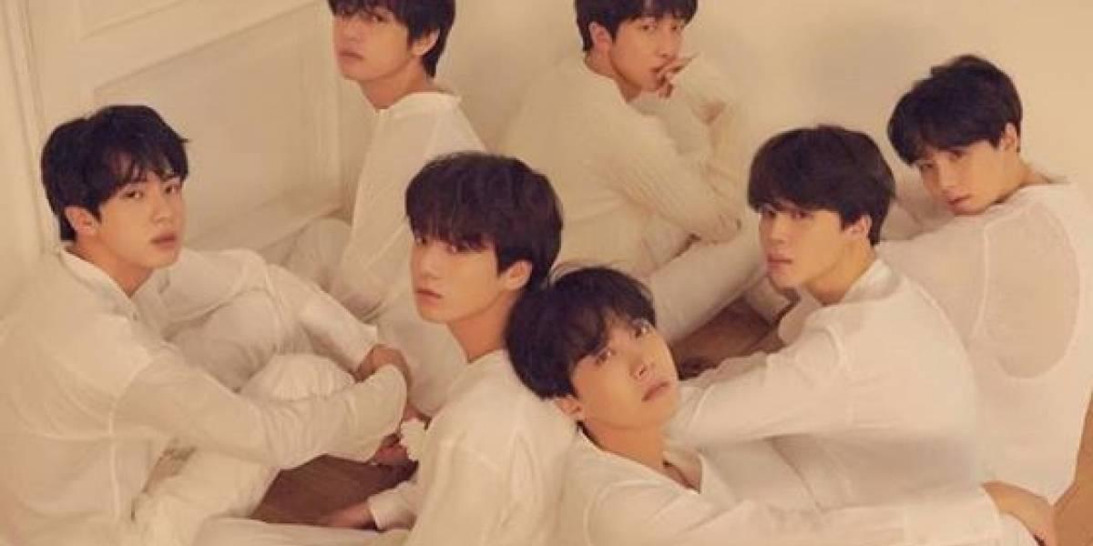 """BTS anunció la fecha para el lanzamiento de su película """"Love Yourself in Seoul"""" en DVD"""