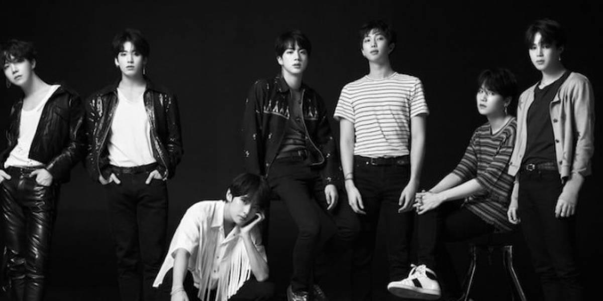 Grupo BTS é nomeado como o segundo maior artista global do ano