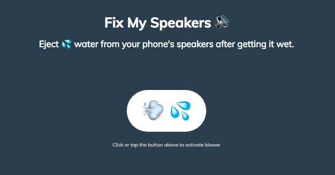 Fix my Speakers