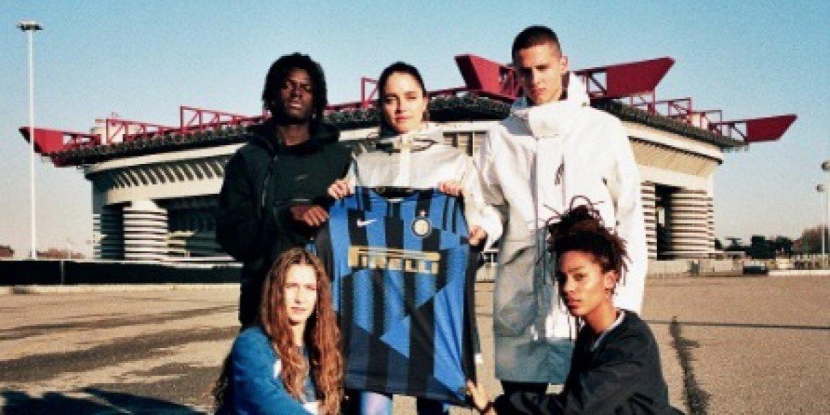 La impresionante camiseta Nike del Inter que usará en el clásico contra el Milan