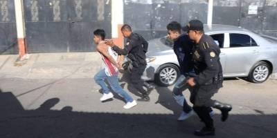 Capturados durante ataque armado en San Rafael II