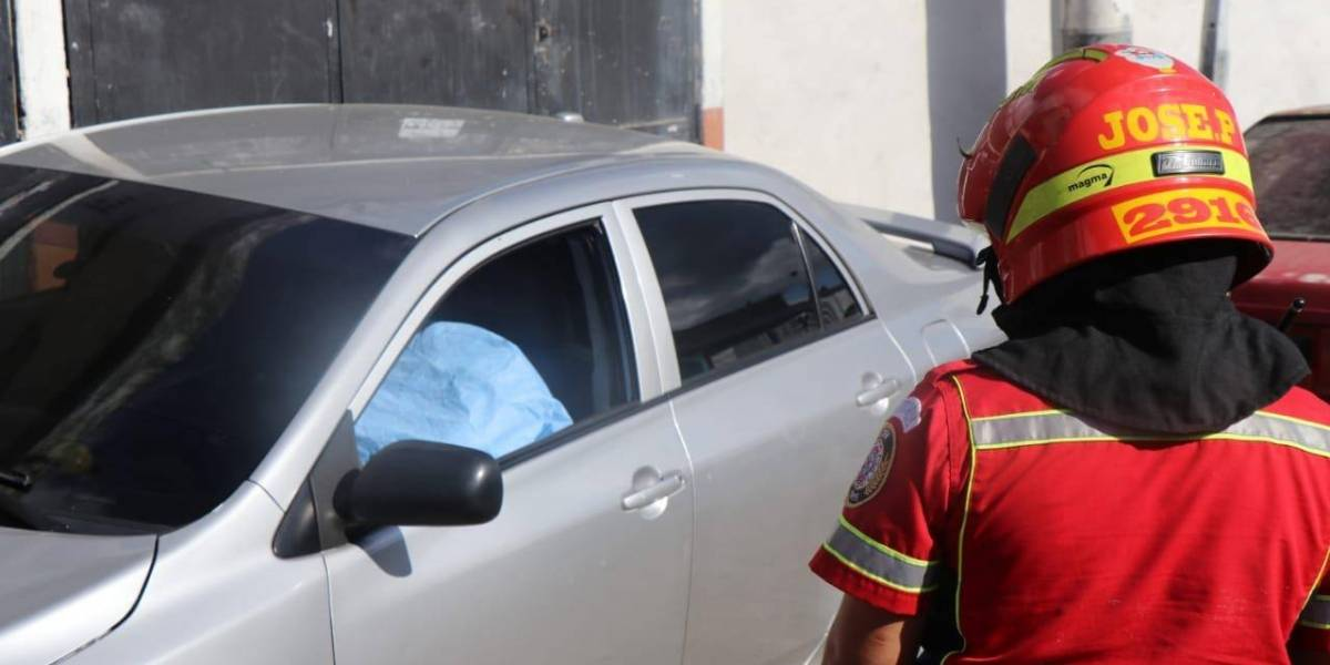 Dos muertos y dos heridos dejan balaceras en Villa Nueva y zona 18