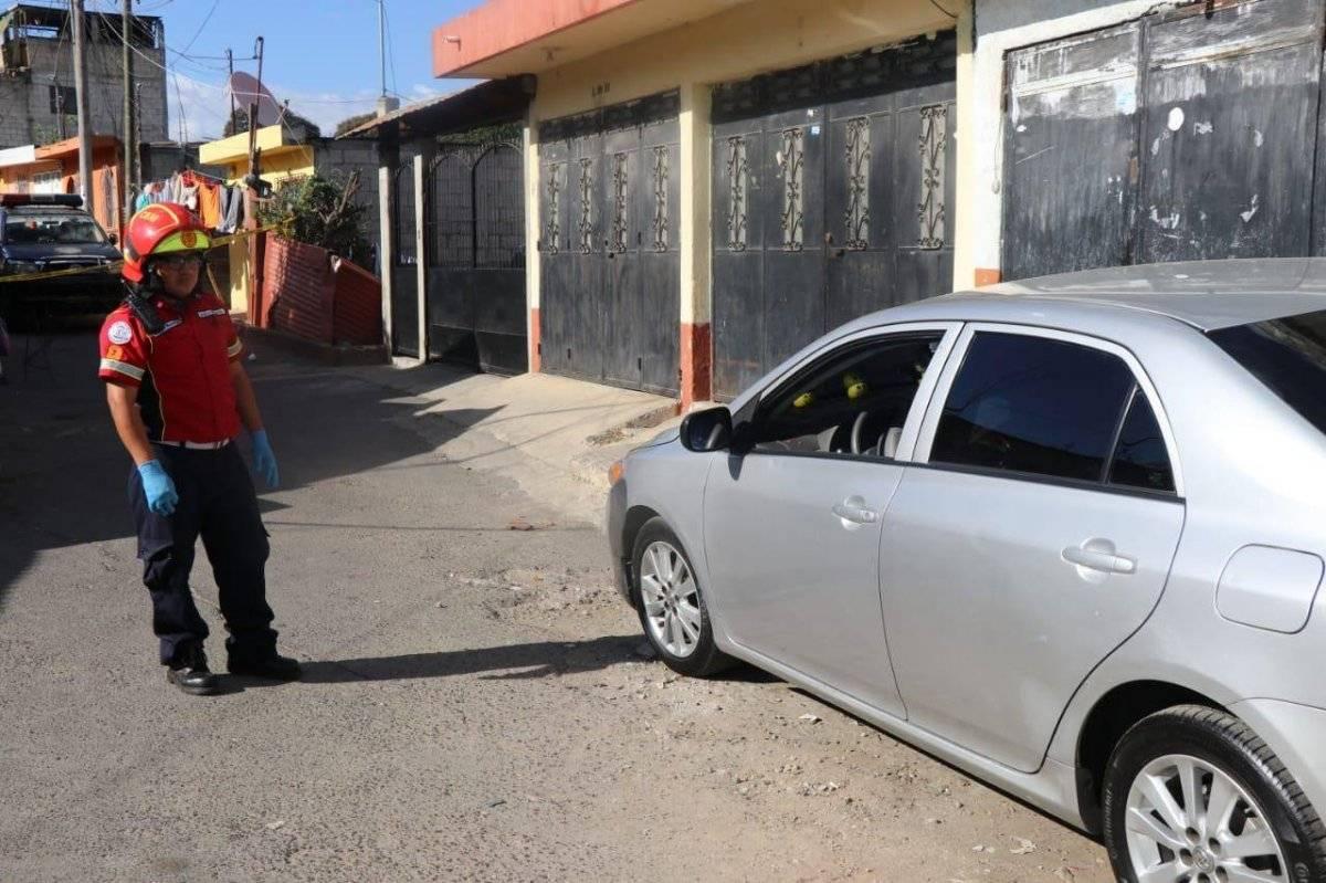 Capturados durante ataque armado en San Rafael II Cortesía