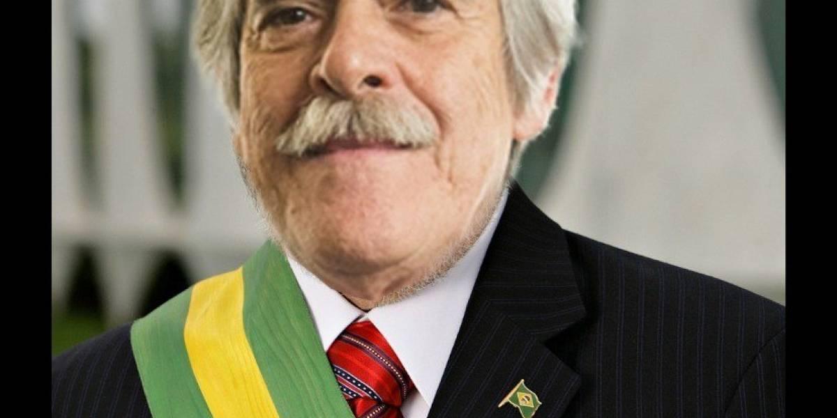 Ator José de Abreu se 'autoproclama' presidente do Brasil: 'Igual na Venezuela'