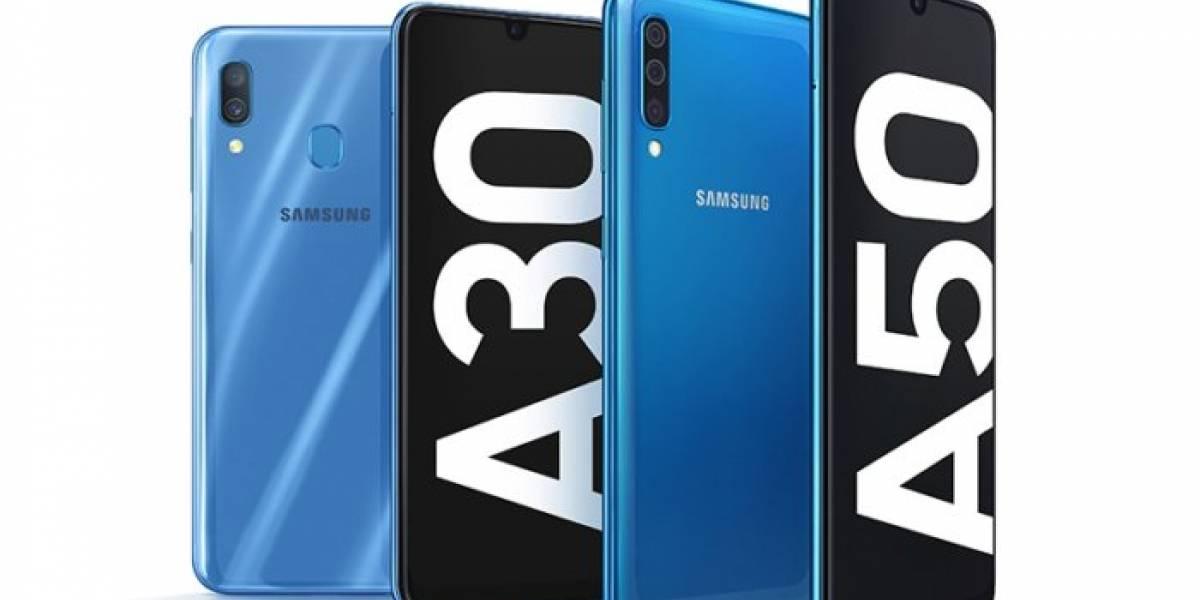 Samsung tiene para todos: Presentó dos nuevos teléfonos gama media-alta