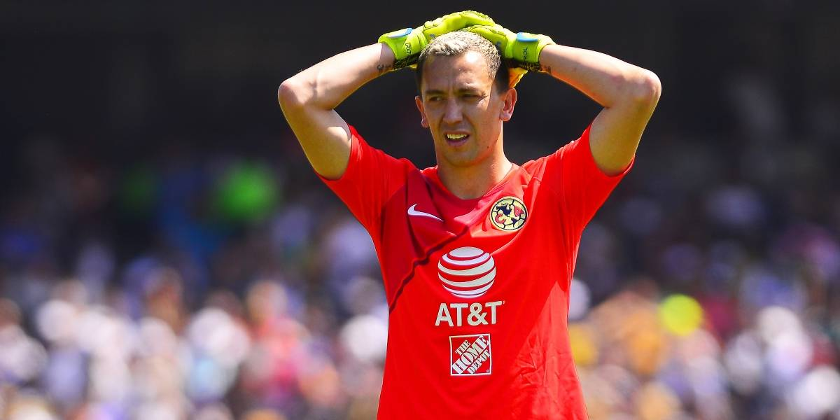 VIDEO: Agustín Marchesín se enfrenta con comentarista de Fox Sports