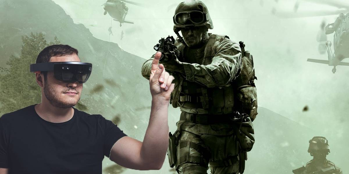 CEO de Microsoft aprueba uso militar de HoloLens si eres demócrata