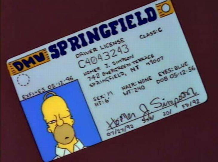 Si Los Simpson envejecieran, ¿cuántos años tendrían al día de hoy?