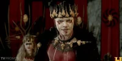 Ivar, Vikingos