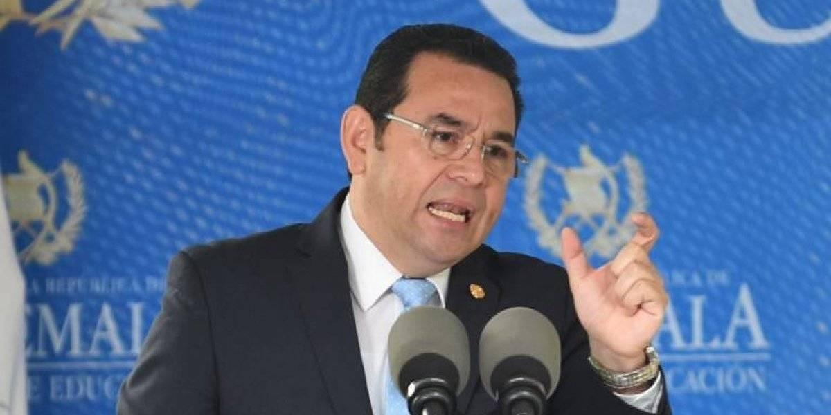 Presidente da detalles sobre uso de helicóptero y reuniones con Mario Estrada