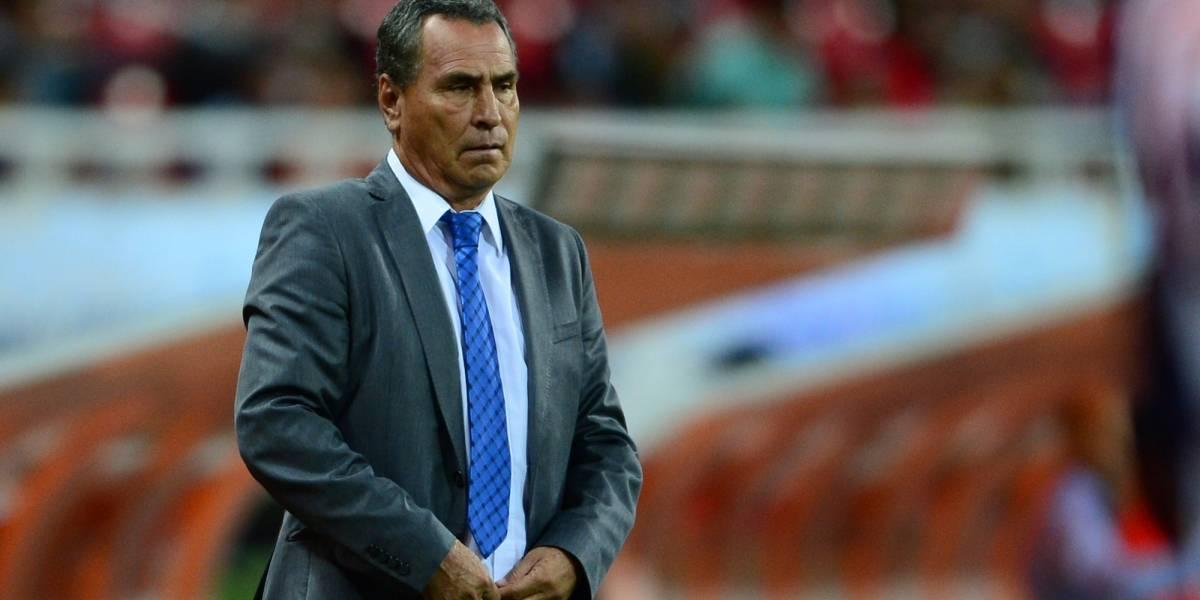 Toluca tendrá a José Luis Real como técnico interino