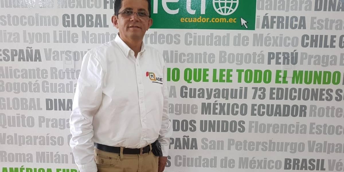 """José Vásquez será """"un amigo"""" en la Alcaldía de Quito"""