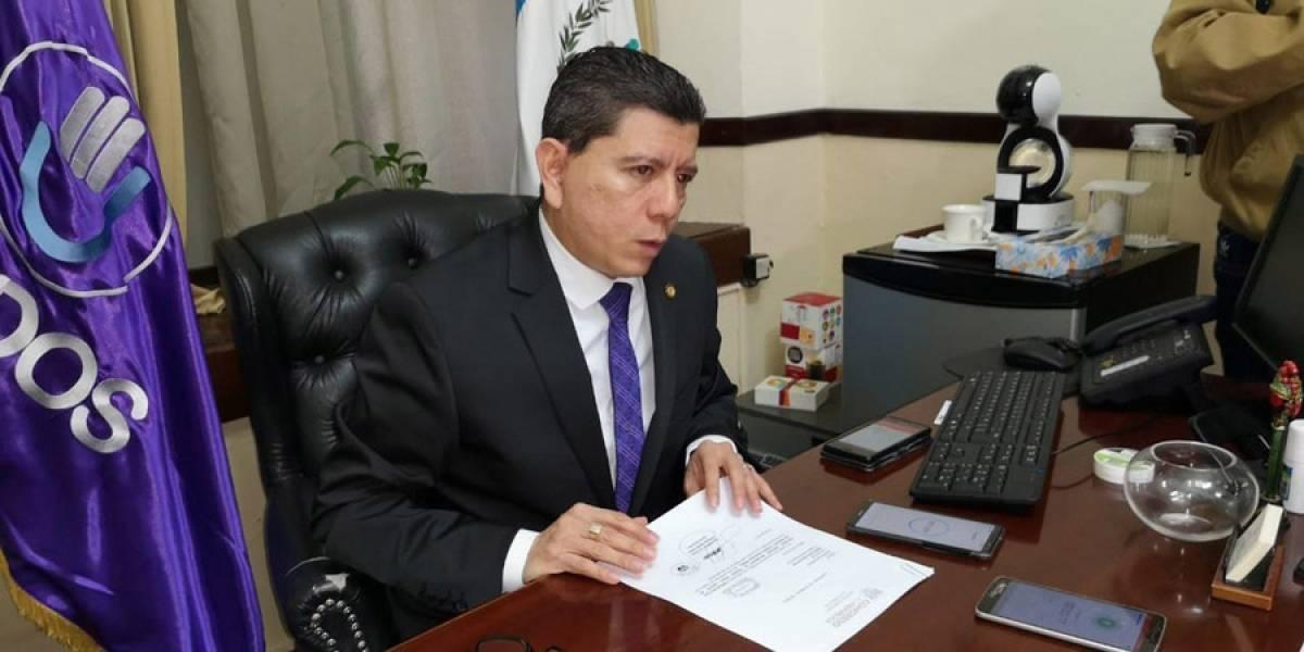 MP requiere informes sobre uso de vehículo asignado al diputado Lau