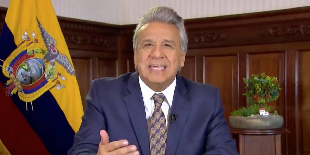 Lenín Moreno ante denuncias de supuestas empresas offshore: No necesito un ático en Europa para ser feliz