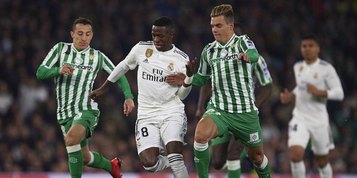 Real Madrid y Barça van por una joya del Betis juanfutbol