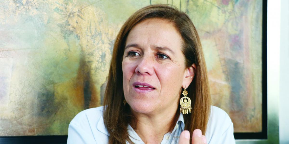 Margarita Zavala: me descarto como candidata para 2024