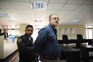Pedro Muadi en Tribunales