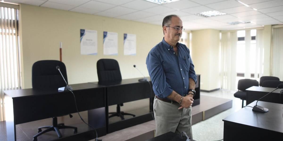 VIDEO. Tribunal niega arresto domiciliario a Pedro Muadi