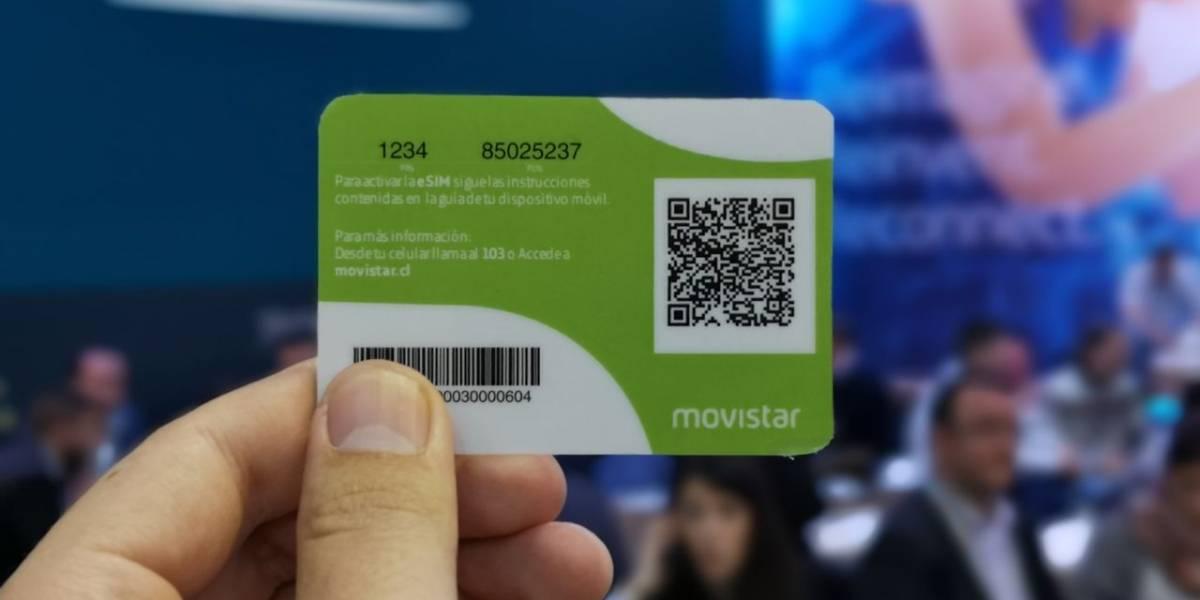 Movistar comenzará a ofrecer servicio de eSIM en Chile a partir de marzo