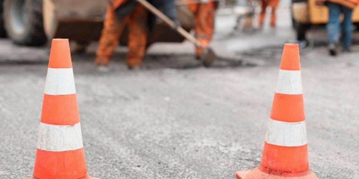Cierran tramo de carretera en Ponce por trabajos de reparación
