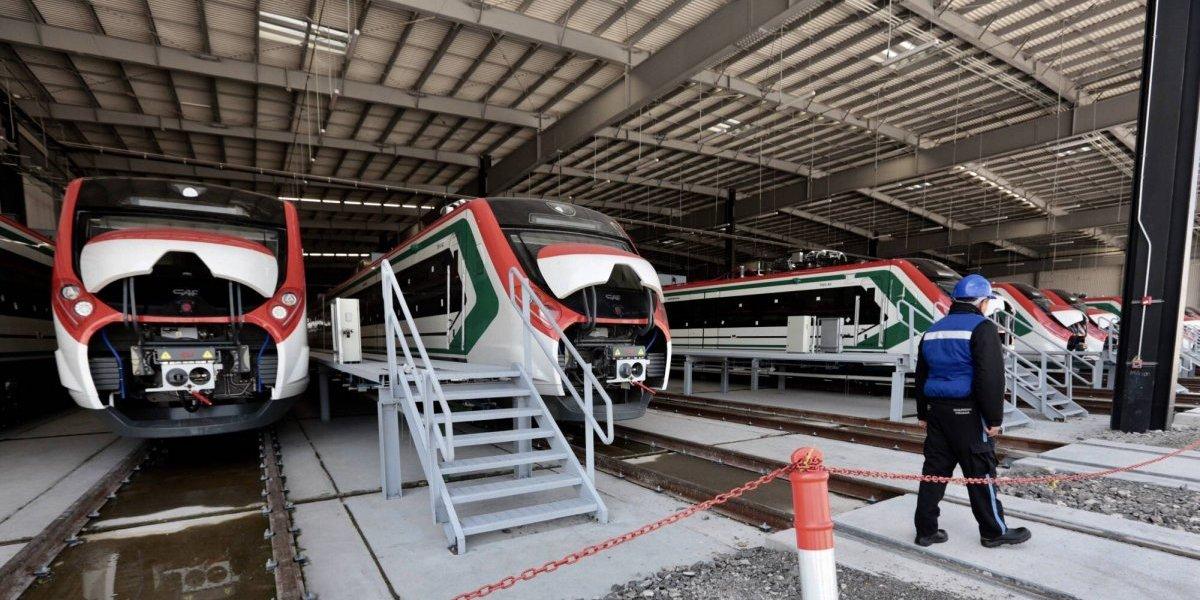 Costo del Tren México-Toluca se disparó más del triple, informa AMLO