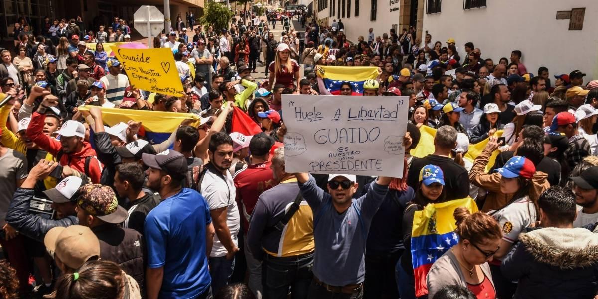 EE. UU. duplicará acciones contra Maduro y su equipo