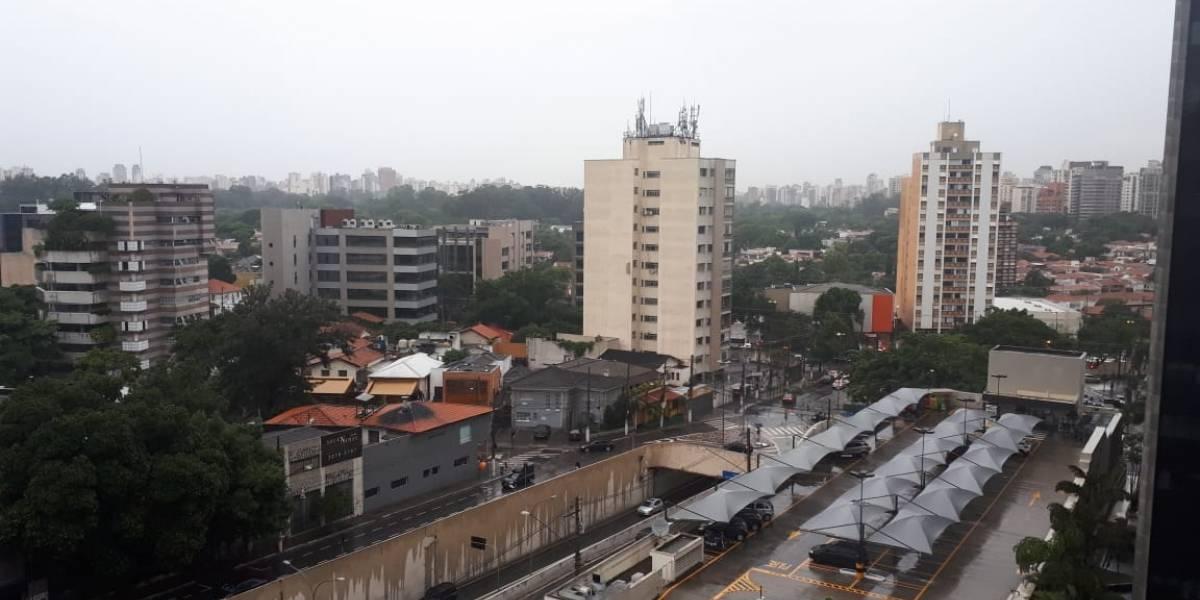Previsão do Tempo: chuva recua nesta sexta-feira em São Paulo