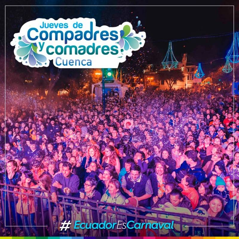 Compadres y Comadres Municio Cuenca