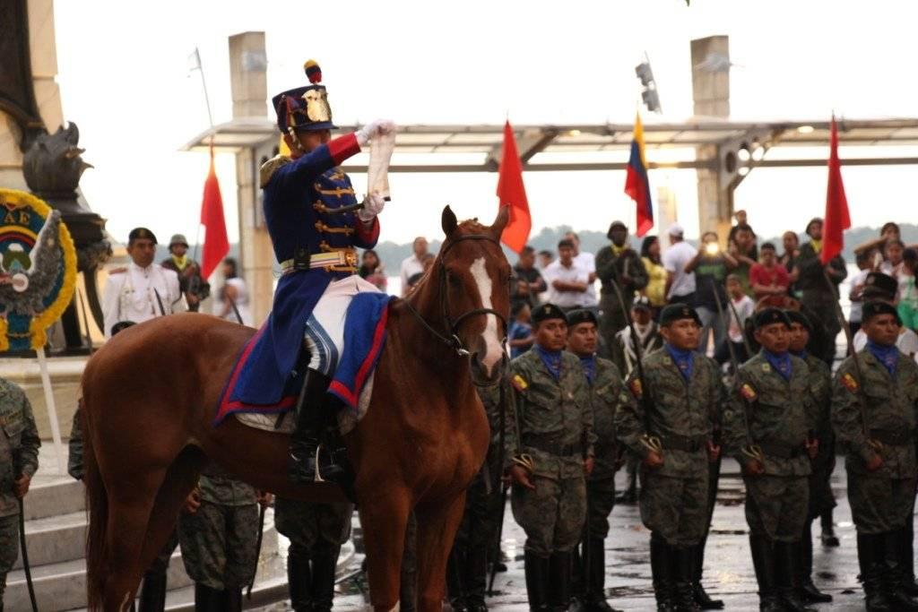 27 de febrero: Ecuador celebra el Día del Civismo