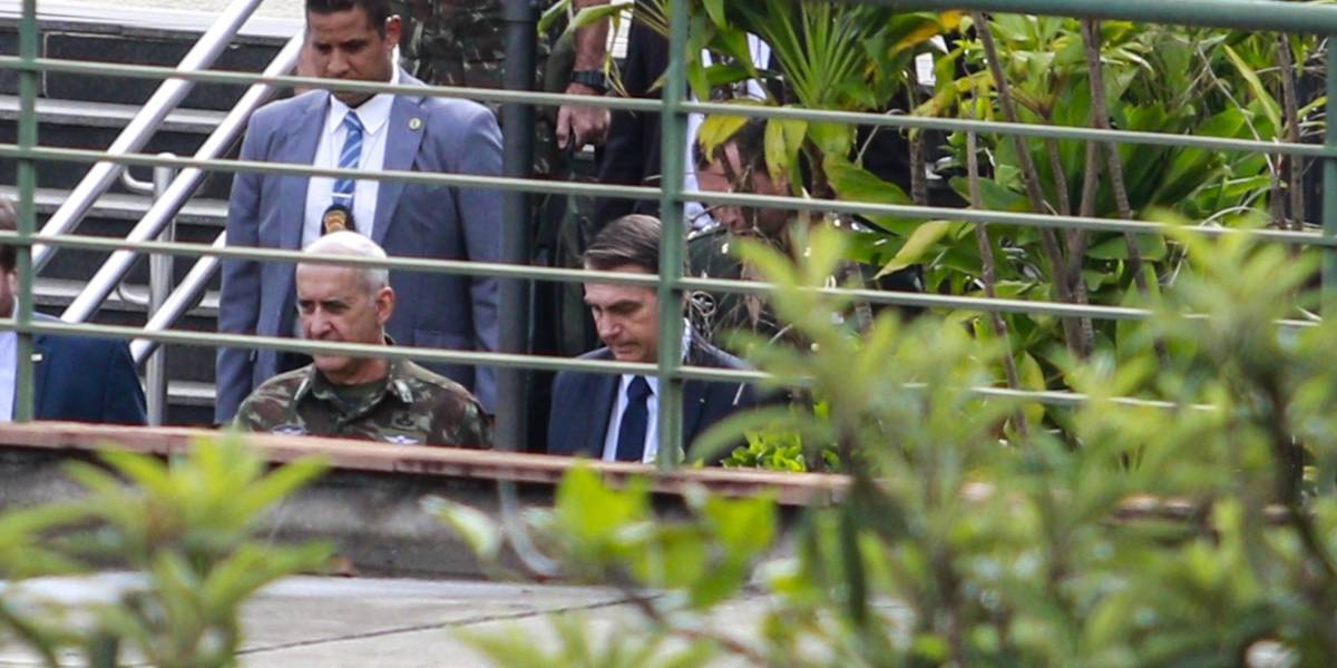 Bolsonaro passa por nova avaliação médica em hospital de São Paulo