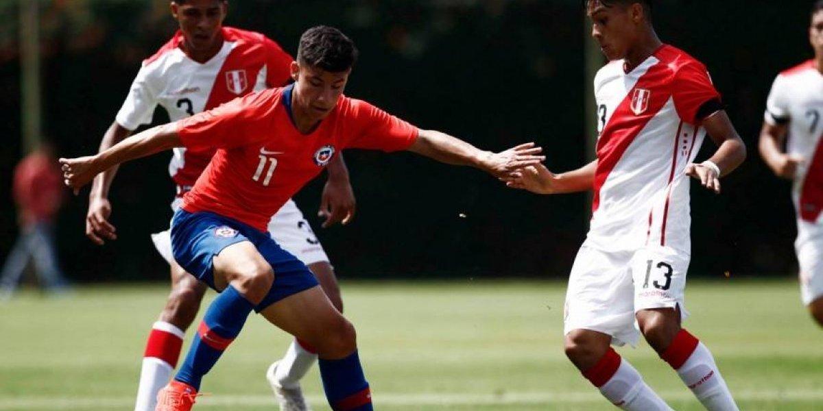 La Roja tendrá un grupo sin las potencias del continente para el Sudamericano Sub 17