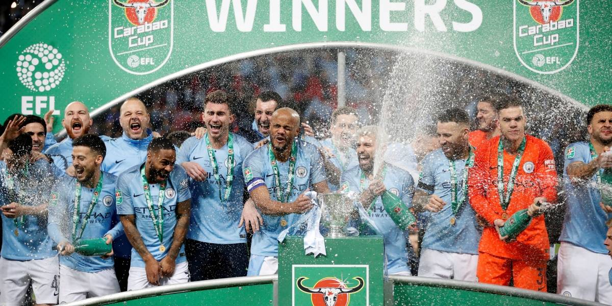 Campeonato Inglês: onde assistir ao vivo online o jogo MANCHESTER CITY X WEST HAM
