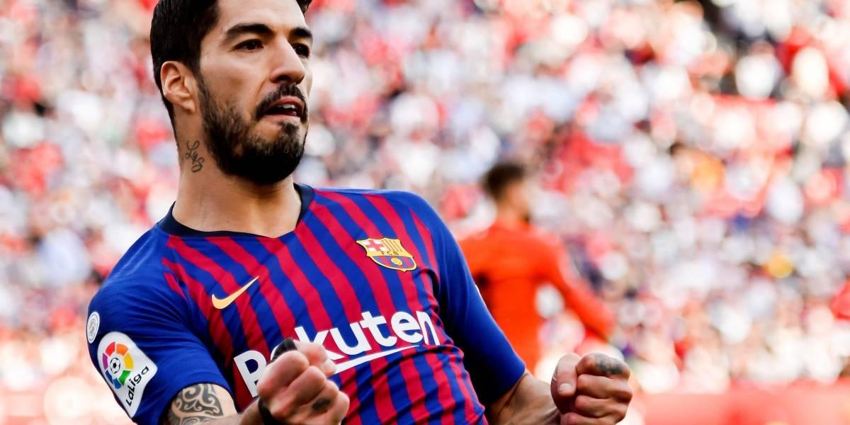 Real Madrid vs Barcelona: Suárez lleva al Barça a la final de la Copa del Rey