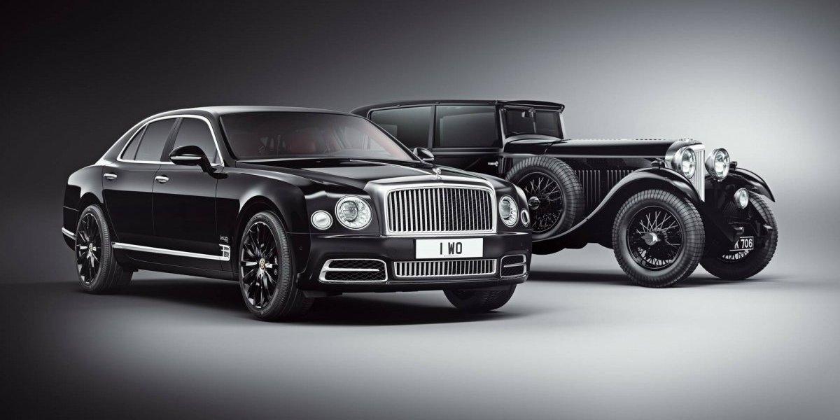 Bentley inicia comemorações dos 100 anos da marca com edições ilimitadas no Salão de Genebra de 2019