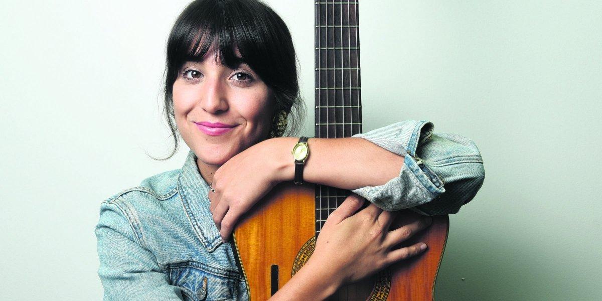 Andrea Cruz musicaliza la naturaleza humana