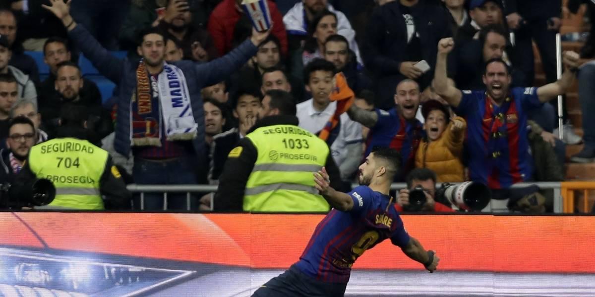 Barcelona tiene más pegada y liquida al Madrid en la Copa