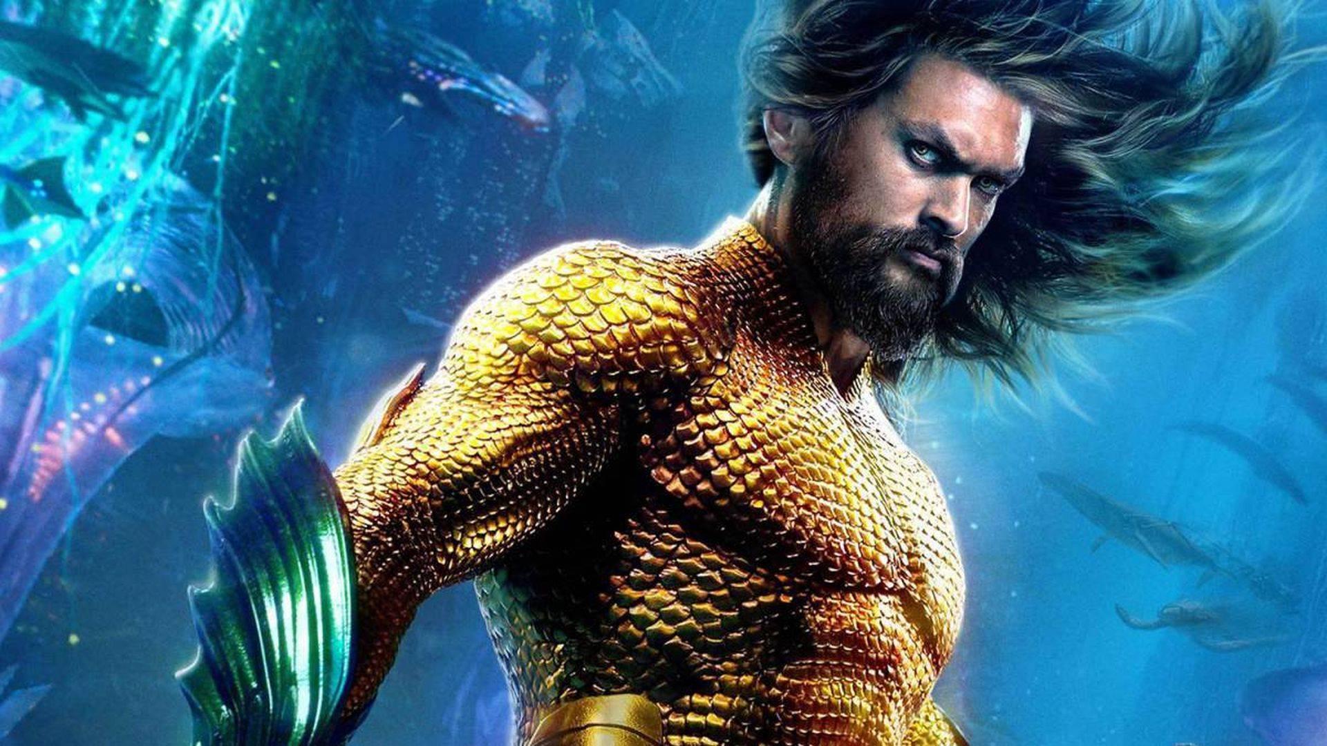 Peter Jackson rechazó ser el director de Aquaman dos veces seguidas