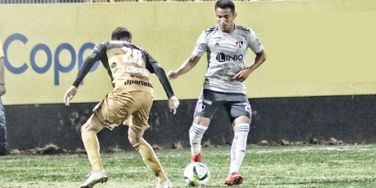 Atlas, eliminado de la Copa MX en penales